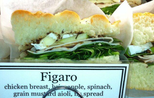 Figaro sandwich